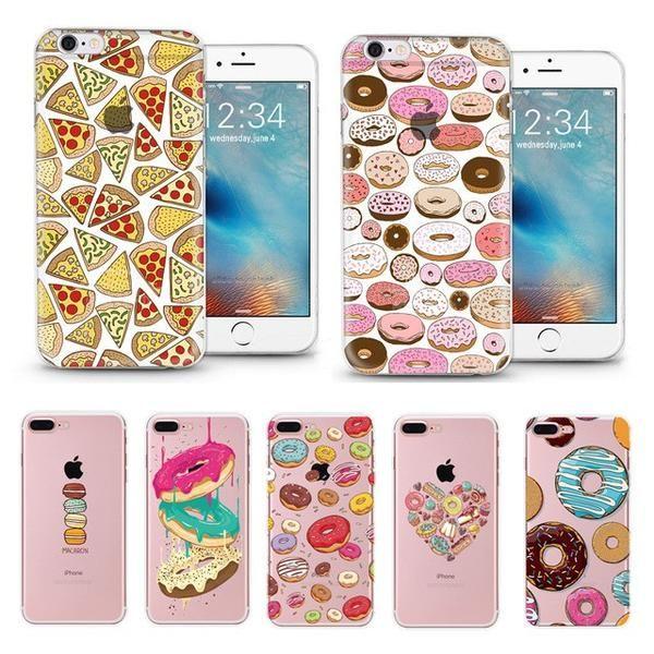 coque iphone 7 plus nourriture | Apple iphone 5, Iphone 5, Iphone