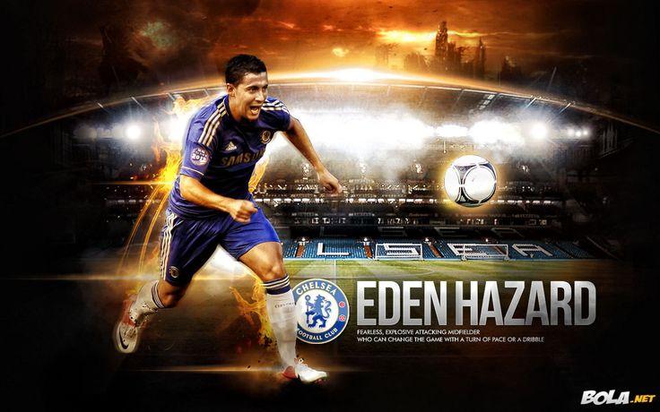 Eden Hazard Wallpaper HD 2013 #2