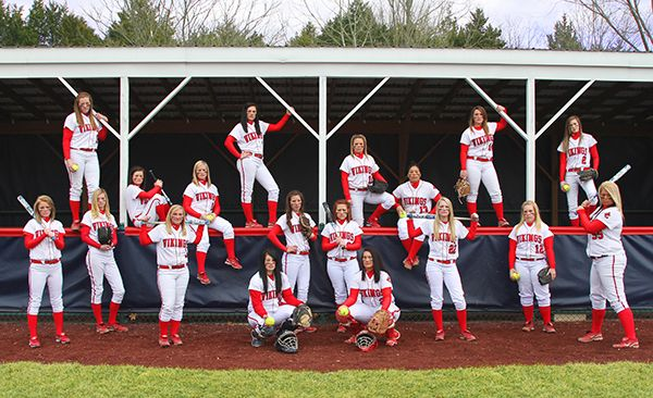 The Jefferson College Viking's 2012-2013 Softball Team