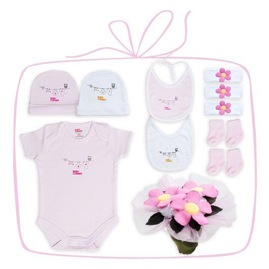 Standart Bebek Buketi - pembe 3-6 months / ay Sadece 82.90TL. Üstelik Kapıda Ödeme ve Kredi Kartına Taksit Avantajı İle