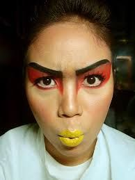 parrot makeup - Google Search