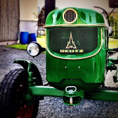 alter #traktor … #tractor #deutz (Wurde mit Instagram aufgenommen)