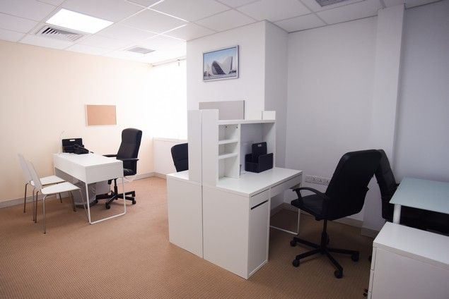 The office space depicts our business, it has to be presentable. A  furnished office  will welcome c...