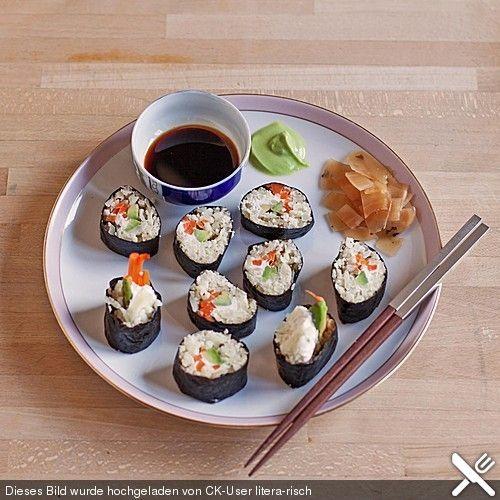 Low Carb Sushi, ein tolles Rezept aus der Kategorie Gemüse. Bewertungen: 36. Durchschnitt: Ø 4,0.