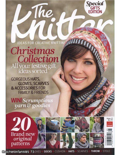 Журнал : The Knitter №25 2010 .. Обсуждение на LiveInternet - Российский Сервис Онлайн-Дневников