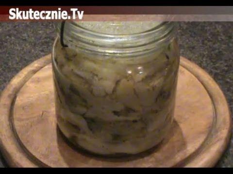 Śledzie w oleju z musztardą i w cebulce --pyszne :: Skutecznie.Tv - YouTube