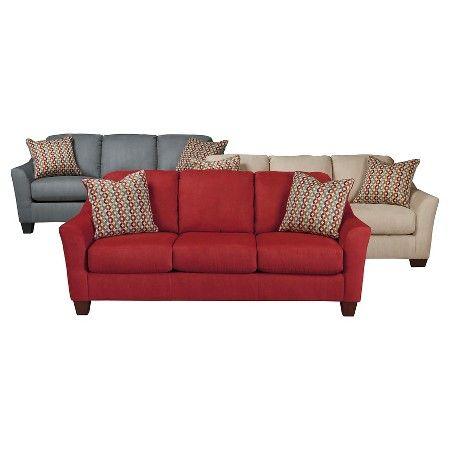 Hannin Queen Sofa Sleeper - Ashley Furniture : Target