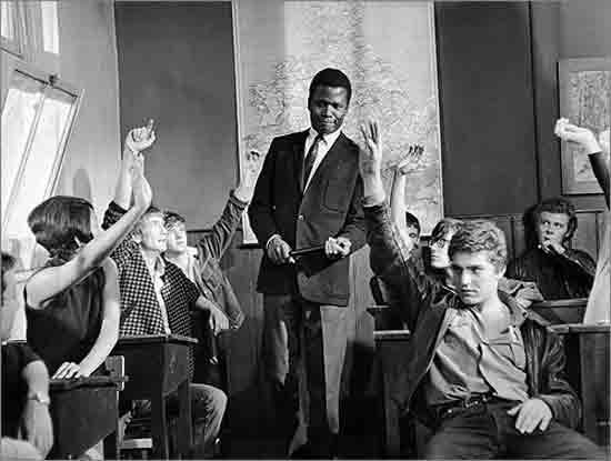 To Sir With Love, Sidney Poitier (1967)