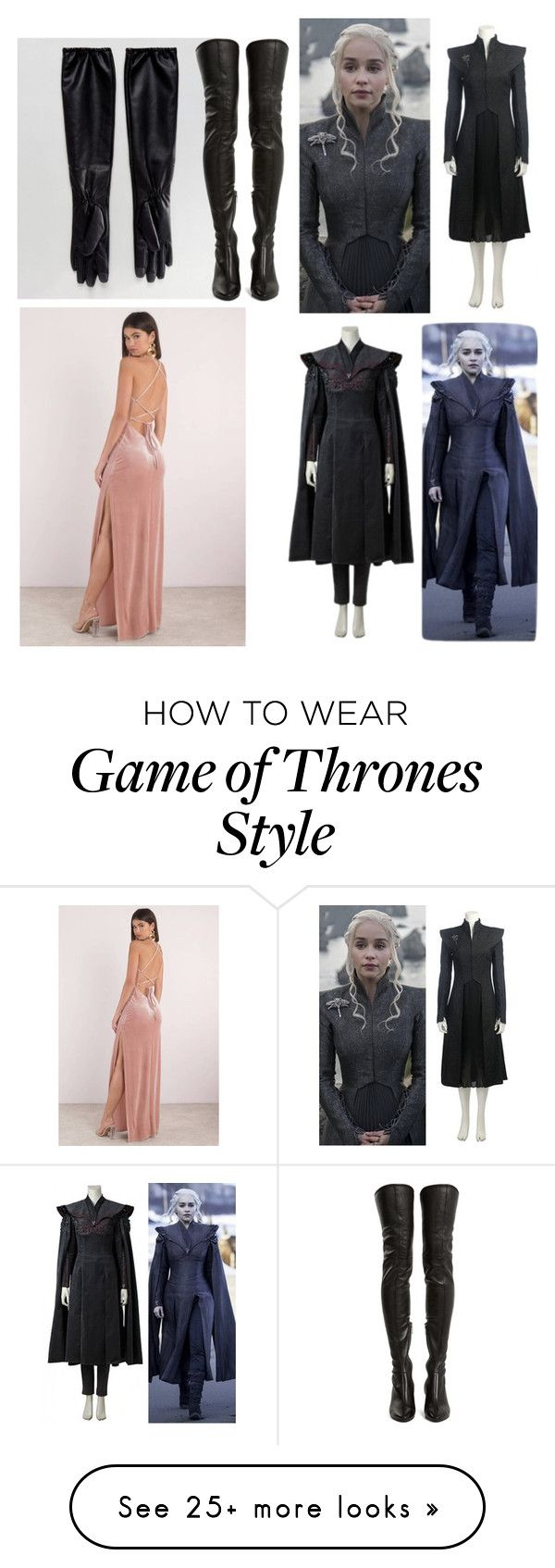 """""""Untitled #2544"""" by one1303 on Polyvore featuring Tobi, ASOS and Yves Saint Laurent"""