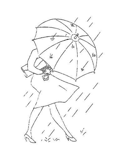 Raining  Repinned by RainyDayEmbrdry www.etsy.com/shop/RainyDayEmbroidery