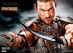 Spartacus...Loved and miss Andy!