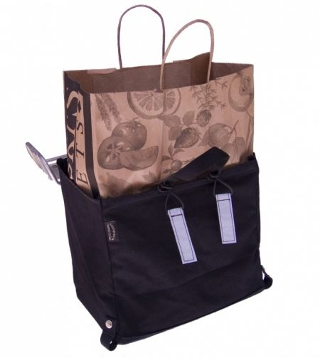 Canvas Grocery Bag Pannier
