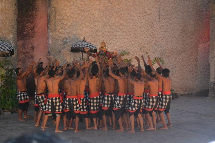 Kecak Dance, Bali Indonesia