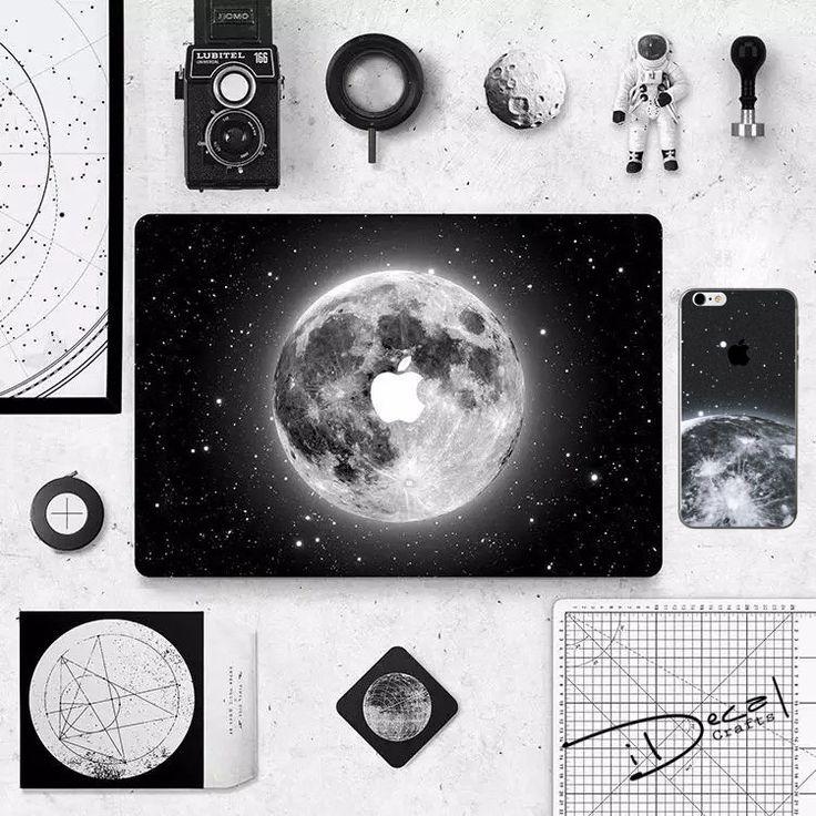 Earth iPhone case and macbook skin decal sticker Apple Macbook Air 11 Mac Air  13 &