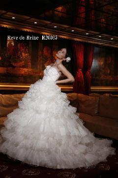 ウェディングドレス R20365