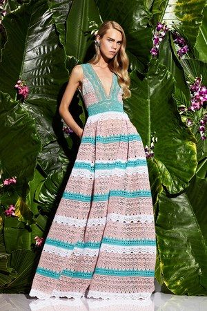Zuhair Murad Resort 2017 - NOWFASHION