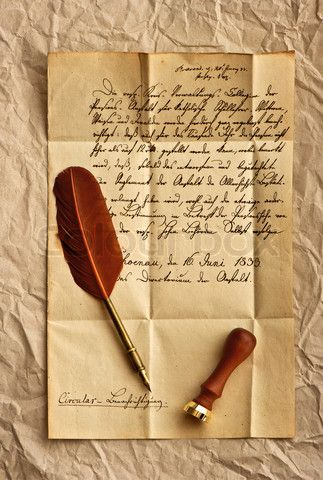 Hand-written... - vintage - style - classic - luxury - antique - amazing - beautiful - classy - decor