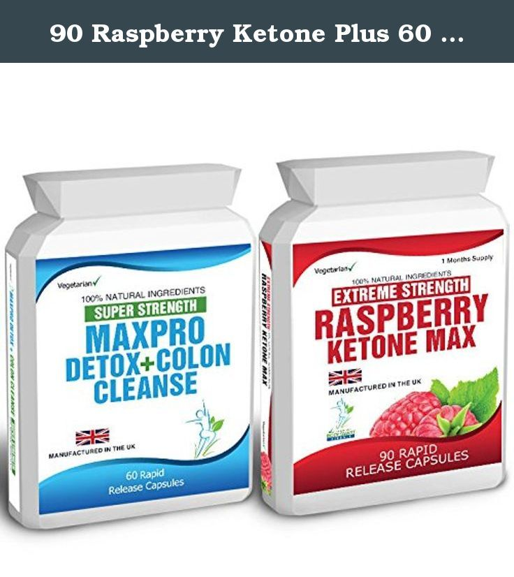 90 Raspberry Ketone Plus 60 Colon Cleanse Weight Loss Slimming Diet Pills Max Slender Product. Raspberry Ketone Max Raspberry Ketones is a naturally occurring and now widely known for its potential health promoting and fat loss properties. Research has led experts to conclude Raspberry Ketones could help decrease the amount of fat both in liver and abdominal fat. Raspberries have been revered by indigenous people around the world for centuries, as they have seen how the tiny berries have...