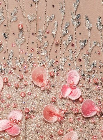 Details at Georges Hobeika Couture S/S 2015