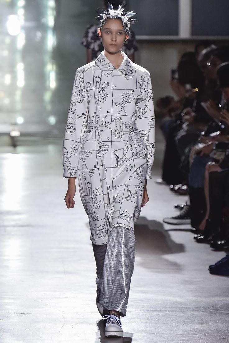 Mint Designs Tokyo Spring 2016 Fashion Show Design Och Inspiration