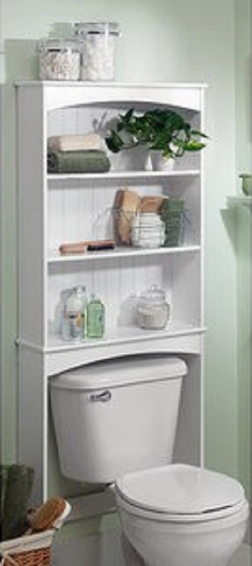 17 best ideas about bathroom space savers on pinterest small living small space organization - Small bathroom space savers image ...