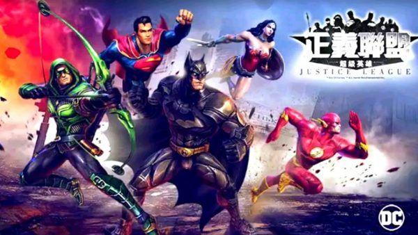 Justice League Superheroes es un juego acción que se ha propulsado en los últimos tiempos en China, DC comics ha autorizado formalmente Longtu juego para distribuir y construir la desviación en China y se ve mejor que la media. Los Santos en la desviación eran todos redibujados con la autorización de tebeos de la c.c.. Sus representaciones no se asemejan a la obra de arte estándar dibujada por los artesanos de DC pero al mismo tiempo se ve totalmente impresionante.