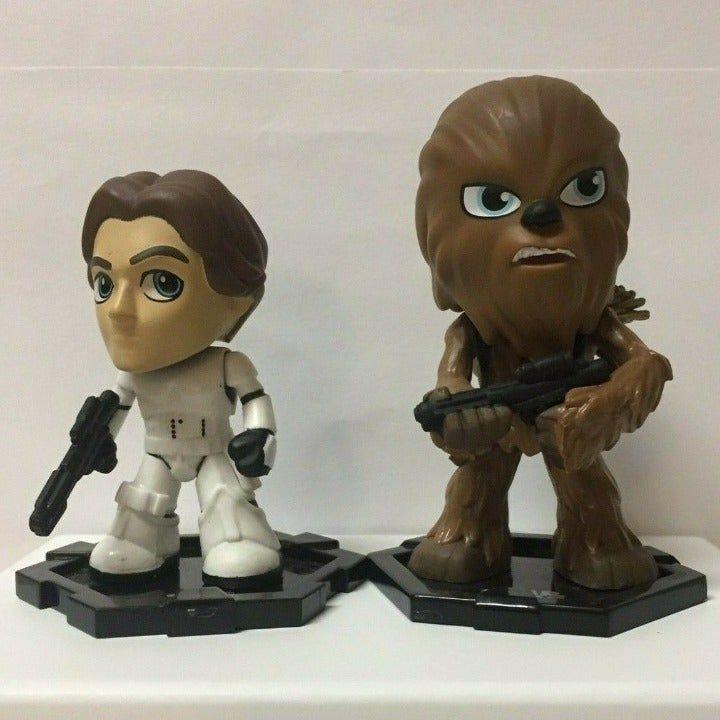 Funko Chewbacca Mystery Mini Star Wars Smugglers Bounty Exclusive