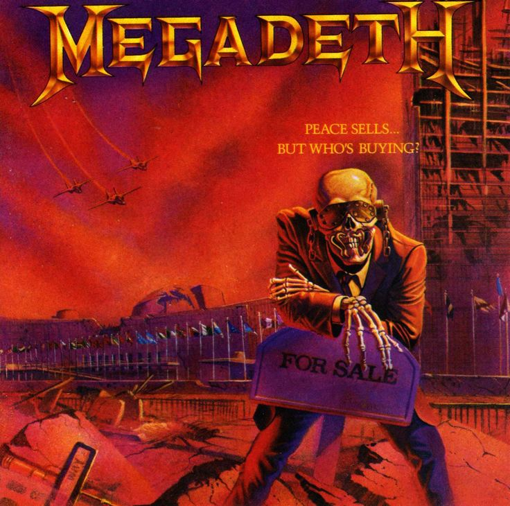 Megadeth - Peace Sells…But Who'S Buying?