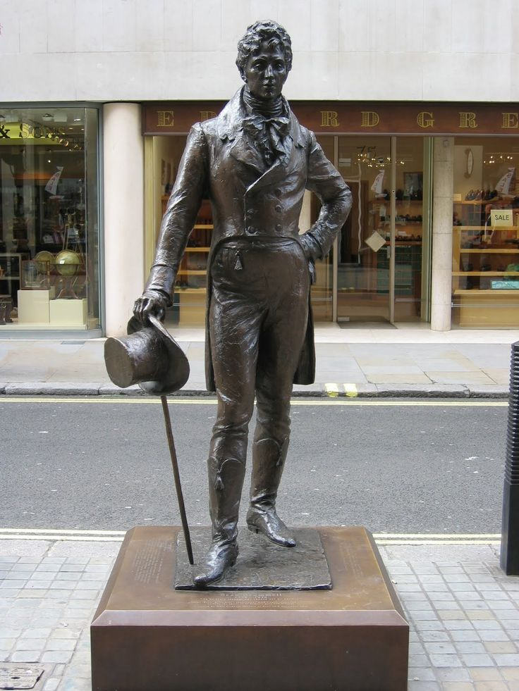 Le beau homme: Beau Brummell, image of the well-dressed man | meappropriatestyle