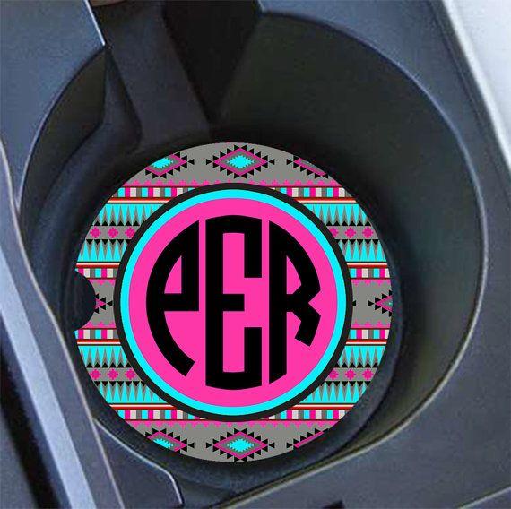 43 best Monogrammed car accessories images on Pinterest | Car ...