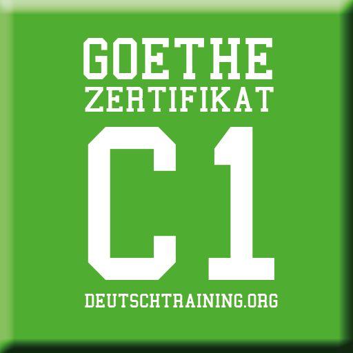 Möchtest du dich auf das Goethe-Zertifikat C1 vorbereiten? Hier findest du Beispiele zur schriftlichen und mündlichen Prüfung des Goethe-Zertifikats C1.