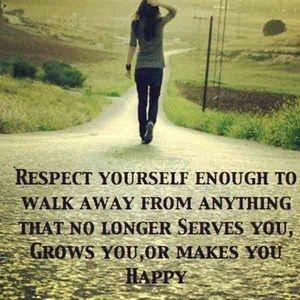 もはや君のためにもならず、君を成長させることもなく、幸せにもしないもの。そんなものは置き去りにして、君自身を大切にするんだよ。