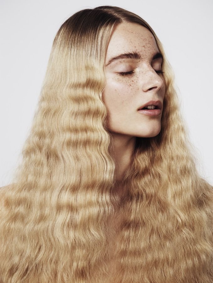 Alberto Zambelli Crimp Hair