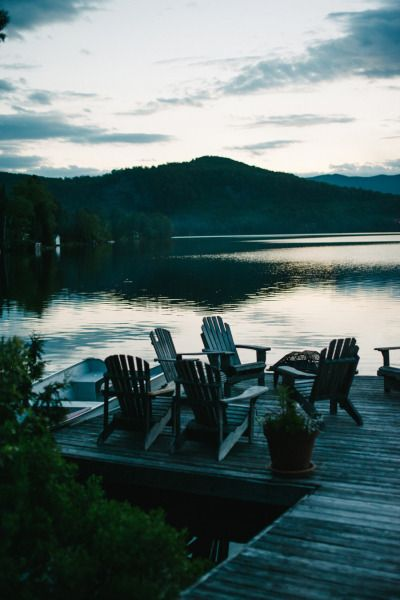 Must have for the lake!!! Côté Nord, Mont Tremblant