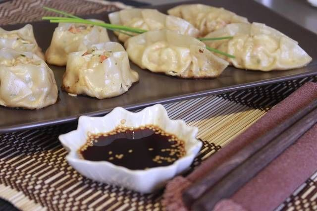 Gyozas o Empanadillas Chinas