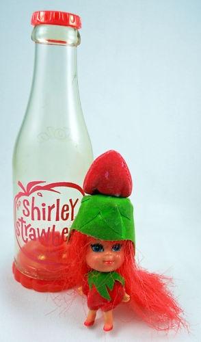 Cola Kiddles - strawberry soda