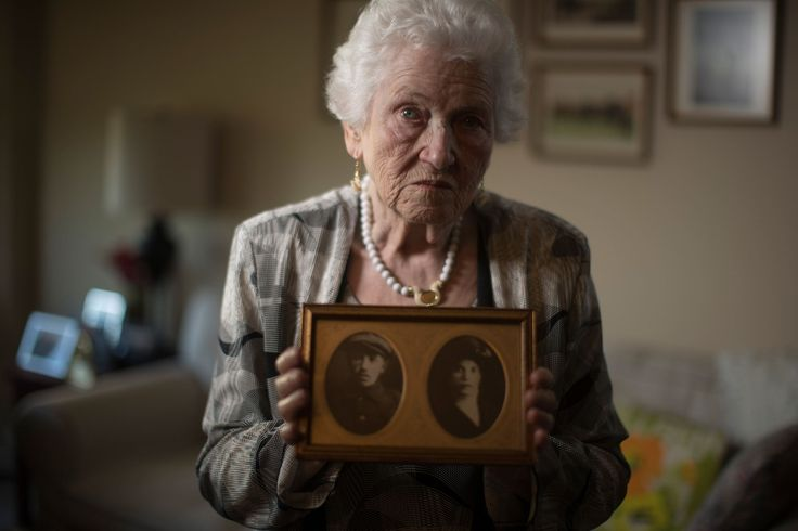The Nazi hunters from Germany were midway through a four-hour interview with Judith Meisel when they pulled out a photo of a young SS guard the 88-year-old Holocaust survivor hadn't seen for nearly 75 years.