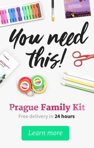 Family Travel I Prague with Kids I Prague Czech Republic I Family Activities I Parenting books I Prague guidebook
