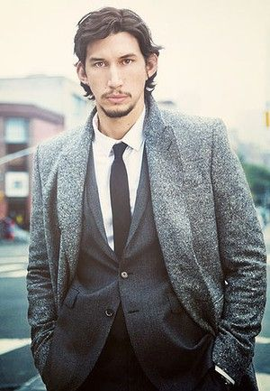 Adam Driver-we've all had a boyfriend like Adam in Girls!