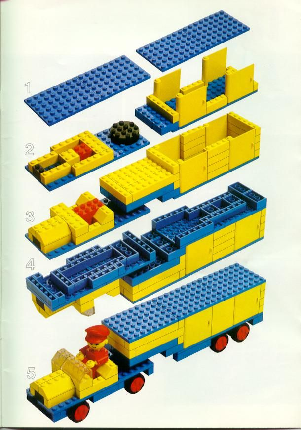 Idea book LEGO