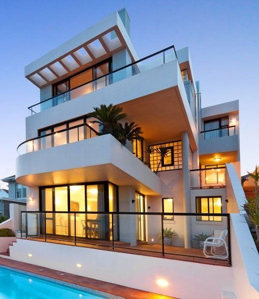 Modern Architecture Homes: 17 Best Ideas About Modern Contemporary Homes On Pinterest