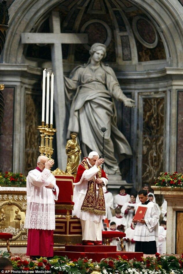 Pope Benedict XVI Ciudad del vaticano, Papa benedetto