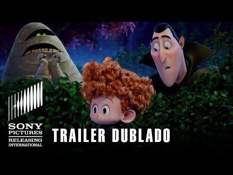 Trailer dublado da animação 'Hotel Transilvânia 2' - Cinema BH