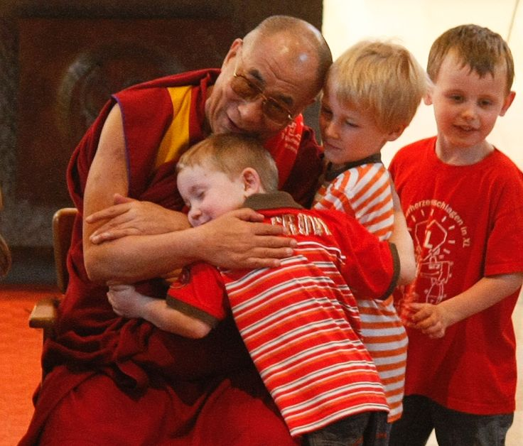 The 14th Dalai Lama at 80: A Life In Quotes. Happiness is 3-dimensional; 1.Happy Person, 2. Happy Place, and 3. Happier People.