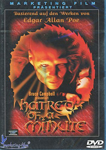 Hatred of a Minute (PAL DVD) All Region