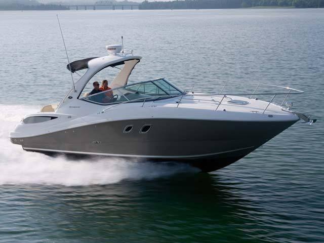 New 2014 Sea Ray Boats 330 Sundancer Cruiser Boat Photos- iboats.com 1