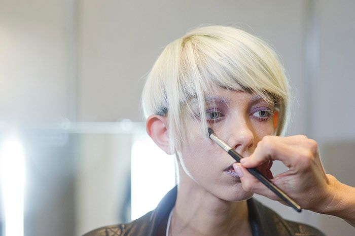 Wella Trend Vision • Borderline Beauty - Look 2-pin it by carden
