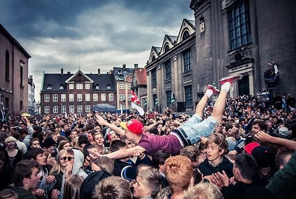 #Copenhagen Distortion Outdoor Festival (by Thorbjørn Chiloux Fessel)