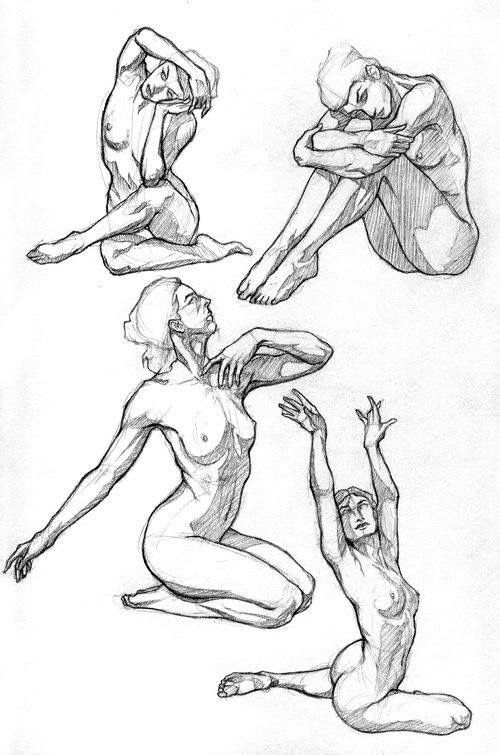 188 Best Figure Drawing Images On Pinterest Figure Drawing Figure