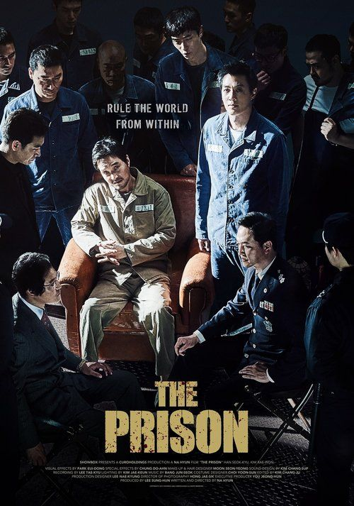 The Prison (2017) Full Movie Streaming HD